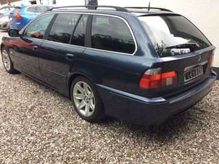BMW 530d 3,0 Touring Steptr. Van
