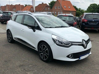 Renault Clio IV 1,5 dCi 90 Expression ST