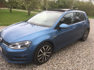 2014 VW Golf Cup DSG specialmodel