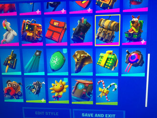 Fortnite account med save the world