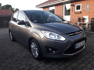 Byttes Ford Cmax
