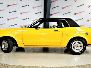 Ford Mustang 4,9 Ghia aut.