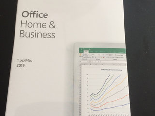 Microsoft Office 2019 Business DK ny T5D-03306