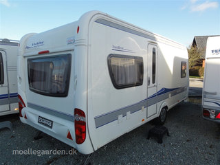 2009 - Hobby Excellent 540 UFe