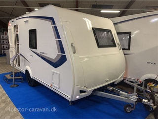 2020 - Caravelair Antares Style 410   Kampagnevogn