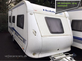 2009 - Hobby Excellent 495 UL