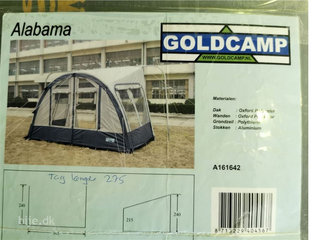 GoldCamp      Alabama              1800.00 kr