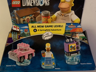 Lego Dimensions The simpsons- 71202
