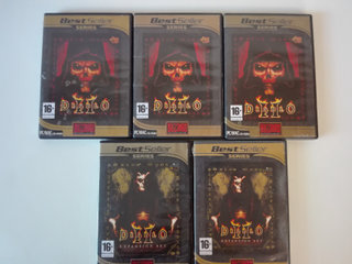 Diablo 2 og  Expansion Lord of Destruction