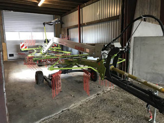 CLAAS Liner 800 TWIN Fabriksny