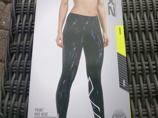 2XU tights STR S, lange. De er nye