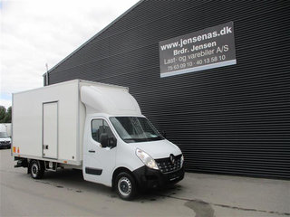 Renault Master T35 ALUKASSE/LIFT 2,3 DCI 135HK Ladv./Chas.
