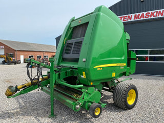 John Deere 864  Cover Edge