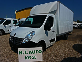 Renault Master III T35 2,3 dCi 125 L3 Alukasse m/lift