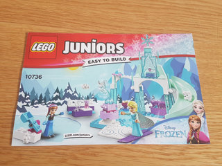 Lego Junior - friends, frozen og disney princess