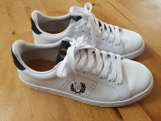 Nye Fred Perry sneakers