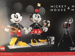 43179 Mickey Mouse & Minnie Mouse