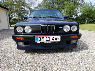 BMW 318is.