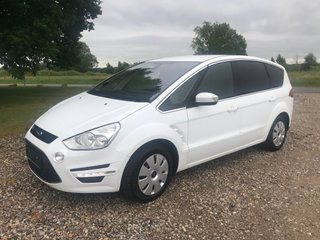 2015 Ford S.Max 1,6 SCTi 7 pers. billig leasing