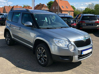 Skoda Yeti 1,4 TSi 122 Ambition Adventura