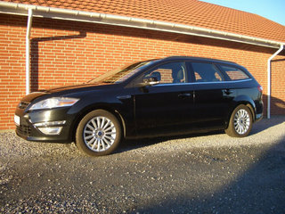Ford Mondeo 1,6 TDCi 115 Collection stc. ECO