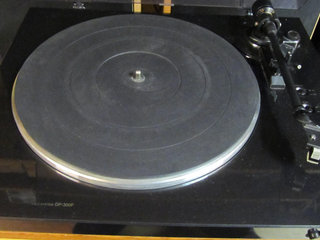 DENON DP-300F FULD AUTOMATISK