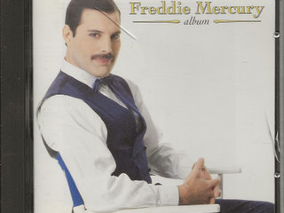 freddie Mercury, The Album