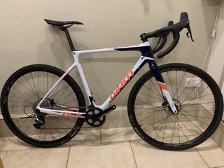 2019 GIANT Tcr Advanced1 disk