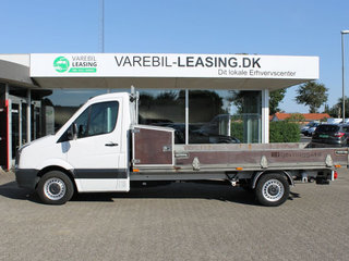 VW Crafter 2,0 TDi 163 Chassis m/lad K