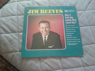 lp`er med Jim Reeves