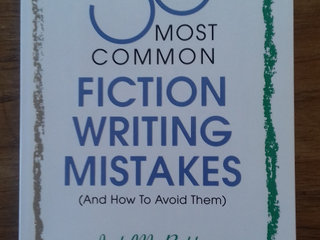 The 38 Most Common Fiction Writing Mistakes, Jack