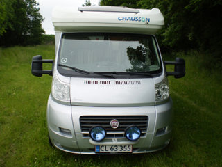 Fiat Ducato 2,3 Chausson welcome s10