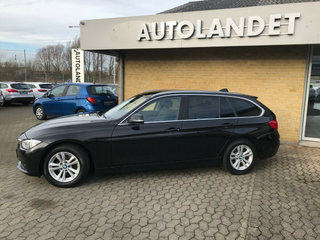 BMW 320d 2,0 Touring aut. - 2