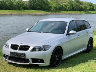 BMW 320d 2,0 Touring Steptr 177 hk aut. 118.000 Km
