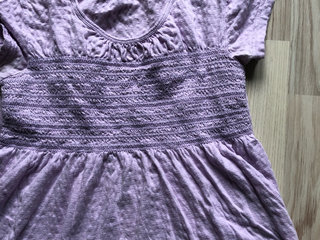 Bluse 10/12  sms