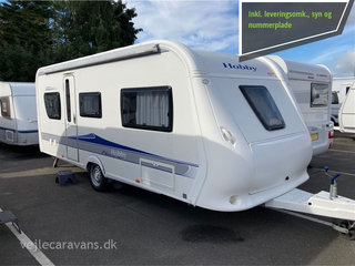 2010 - Hobby Excellent 540 UFe