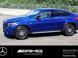 Mercedes AMG 63 Line - GLC 300 Coupe 4MATIC 9G-TRO