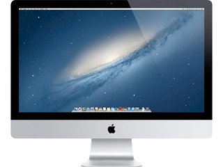"27"" Apple iMac - Intel i5 4570 3,2GHz 1TB HDD 8GB (Late-2013) - Grade A - stationær computer"