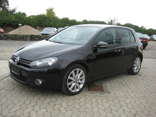 VW Golf VI 1,4 TSi 160 Highline