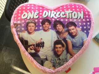 One Direction box og pude