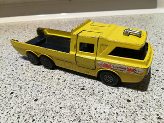 Matchbox transporter år 1972