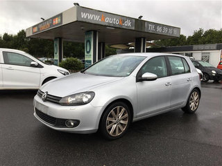 VW Golf 1,4 TSI Highline 160HK 5d