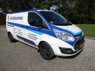 Ford Transit Custom 310L -- 155 HK