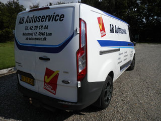Ford Transit Custom 310L -- 155 HK - 3