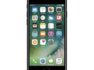 Apple iPhone 7 128GB (Sort) - Grade B - mobiltelefon