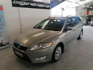 Ford Mondeo 2,0 TDCi DPF Trend 140HK Stc 6g - 2