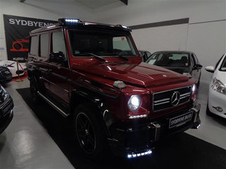 Mercedes-Benz G350 d 3,0 Bluetec 4-Matic 7G-Tronic Plus 211HK 7g Aut.