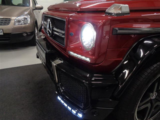 Mercedes-Benz G350 d 3,0 Bluetec 4-Matic 7G-Tronic Plus 211HK 7g Aut. - 2