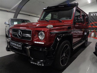 Mercedes-Benz G350 d 3,0 Bluetec 4-Matic 7G-Tronic Plus 211HK 7g Aut. - 5