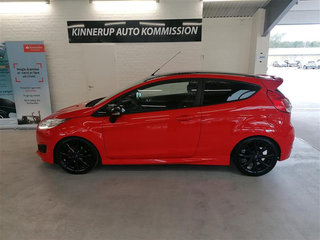 Ford Fiesta 1,0 EcoBoost Red Edition Start/Stop 140HK 3d